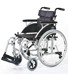 Caring Comes First Link Wheelchair