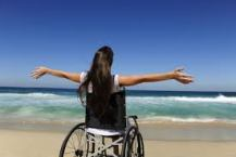 Hire a wheelchair to give yourself greater freedom