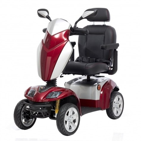 kymco_agility_cherry_red