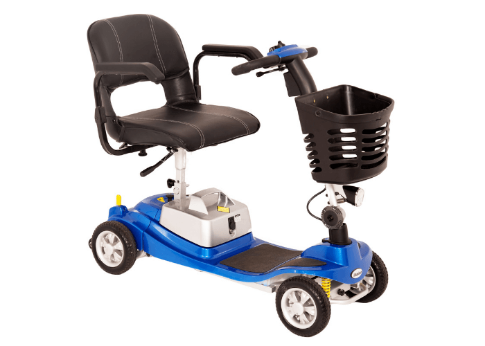 Lightest Mobility Scooter only £1,695.00 ex VAT